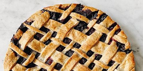 Summer Fruit Pie with Lattice Top tickets