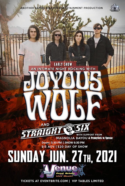 Joyous Wolf w/ Straight Six image