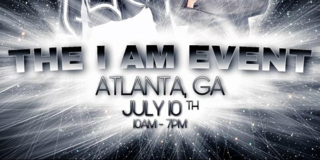 THE I AM EVENT tickets