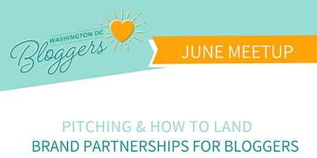 Pitching & How To Land Partnerships tickets