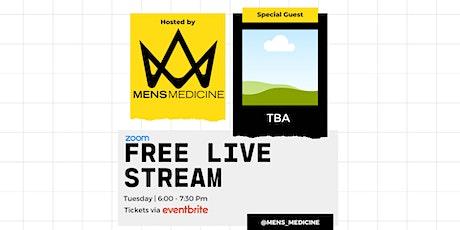 Mens Medicine Community   Free Online tickets