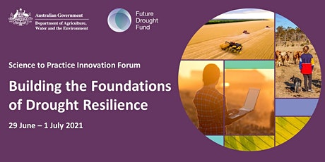 Tasmania Hub – Building the Foundations of Drought Resilience Forum tickets