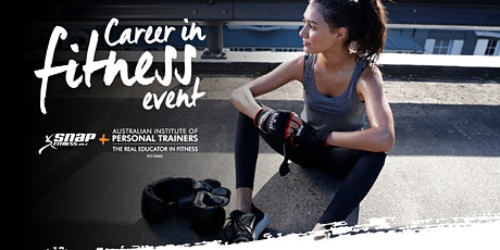 Snap Fitness Perth CBD Career Event tickets