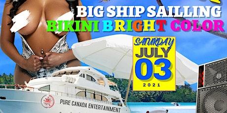 OCEANIA BIG SHIP SAILING BOAT CRUISE tickets
