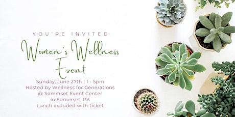 3rd Women's Wellness Event tickets