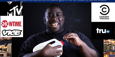 David Gborie Live At House Of Bards tickets