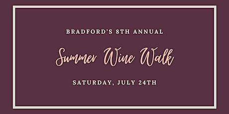 Summer Wine Walk tickets
