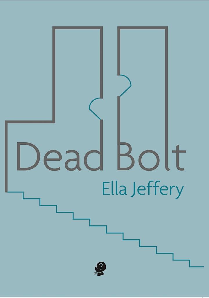 CANCELLED Texta book club: Dead Bolt image