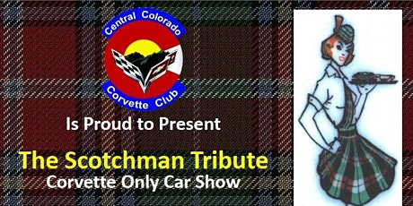 Scotchman Tribute Corvette Only Car Show tickets