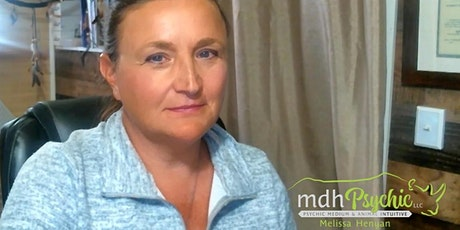 An Evening with Psychic Medium Melissa Henyan in Spokane, WA. tickets