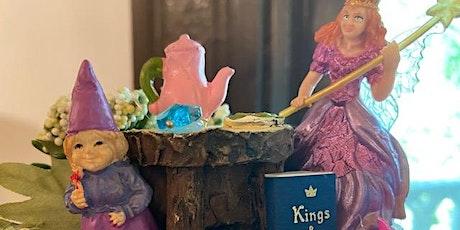 Mommy & Me Teacup Fairy Garden tickets