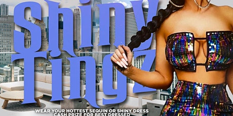 Shiny Tingz Caribbean Rooftop take over tickets