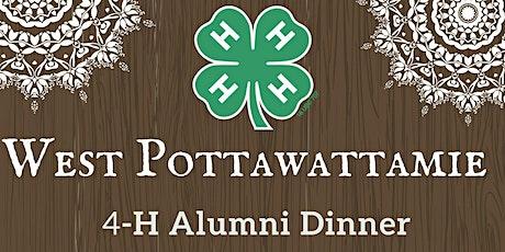 4-H Alumni Dinner at Westfair tickets