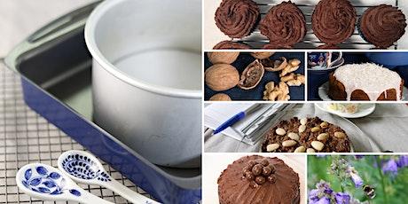 Back by Demand - Plant Based Vegan Cake Baking Workshop tickets