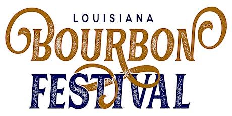 Louisiana Bourbon Festival tickets