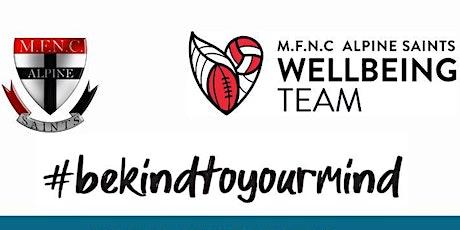 MFNC - Mental Health Challenge tickets