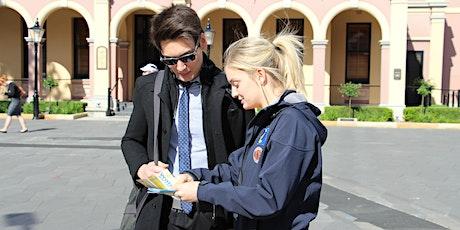 Parramatta Unlocked (Student and Worker Welcome Walk) tickets
