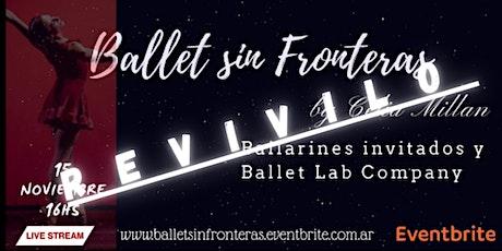 Ballet sin Fronteras Revivilo entradas