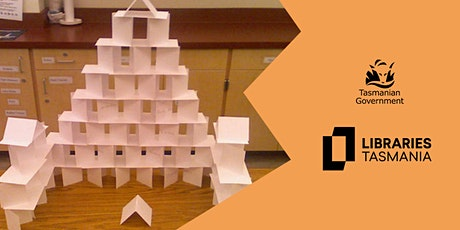 Paper Tower Building @ Ulverstone Library tickets