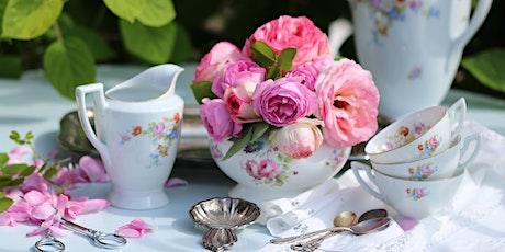 Garden Party Tea tickets