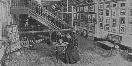 Out of focus:  women working in commercial photography 1850-1920 -in person tickets