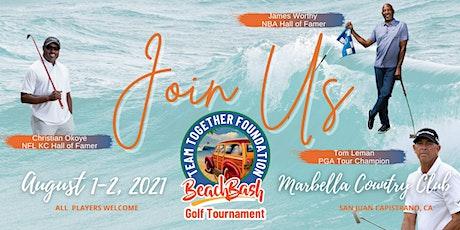 Team Together Foundation  Beach Bash Golf Tournament tickets