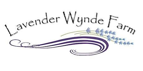 Lavender U-pick Session 3 Fri June 18 9:00 AM-11:00AM tickets