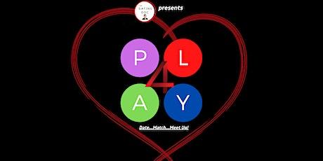 4Play Video Speed Dating + Mixer (Seeking:  Texas Sports Fans) billets