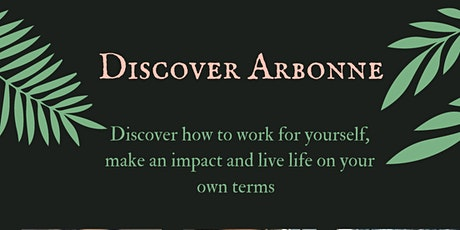 Auckland July Discover Arbonne tickets