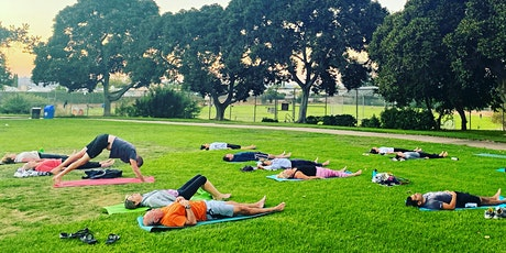 Sunset Yoga - Allied Gardens Community Park - every Tuesday tickets