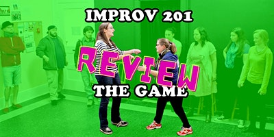 Improv 201: The Game REVIEW