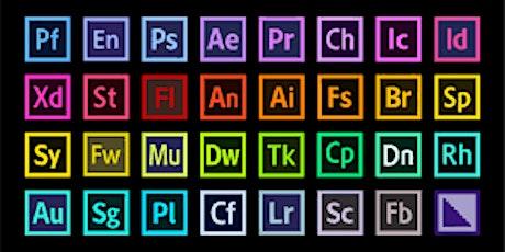 School Holiday Program: Adobe for beginners HURSTVILLE LIBRARY (Ages 13 +) tickets