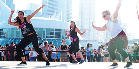 Outdoor Zumba  with Nadi at Kennedy Hall tickets