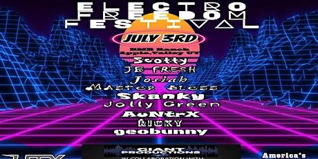 Electro Freedom Festival tickets