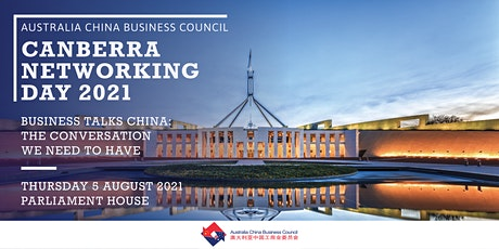 ACBC: Canberra Networking Day 2021 tickets