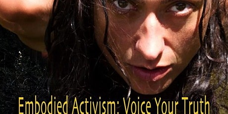 Voice Your Truth Encore Series: Embodied Activism tickets