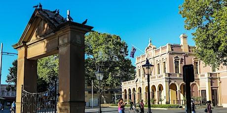 Parramatta Heritage Architecture Walk tickets