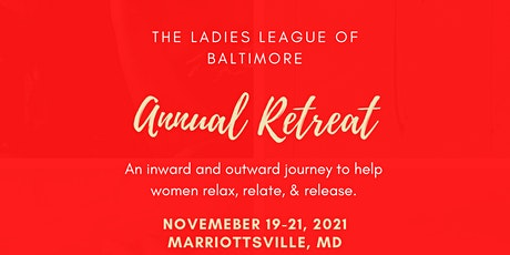Ladies League of Baltimore-Annual Retreat 2021 tickets