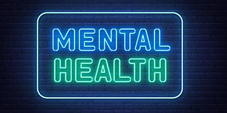 Men's Mental Health - A Focus Group tickets