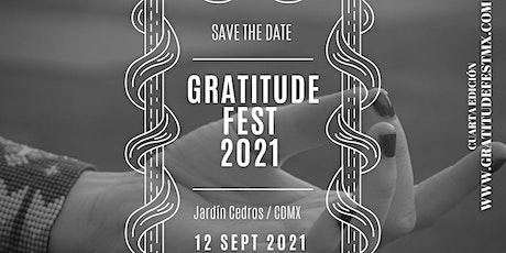 Gratitude Fest 4.0 MX boletos