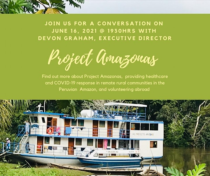 A conversation with Project Amazonas image
