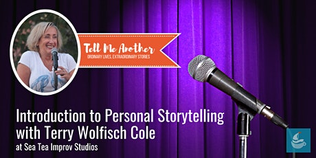 Intro to Personal Storytelling with Terry Wolfisch Cole tickets