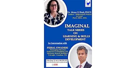 Imaginal Talk Series on Learning and Skills Development tickets