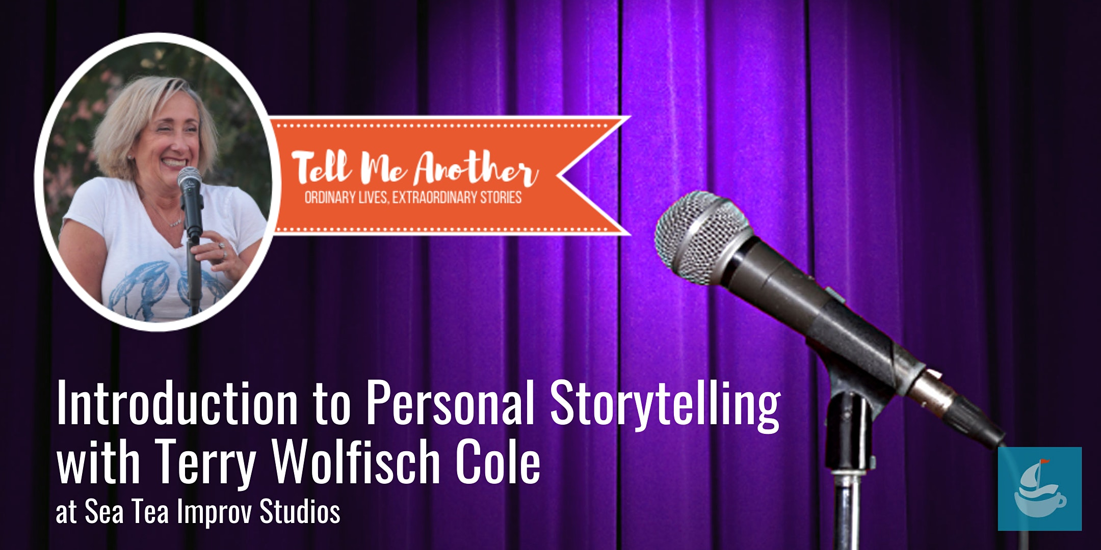 Intro to Personal Storytelling with Terry Wolfisch Cole