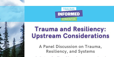 Trauma and Resiliency: Upstream Considerations tickets