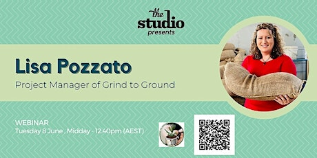 Founders' Stories: Lisa Pozzato, Project Manager of Grind to Ground tickets
