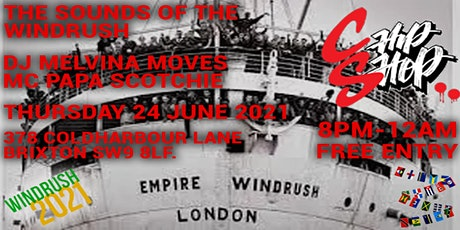 Windrush Day 2021: Sounds Of The Windrush tickets