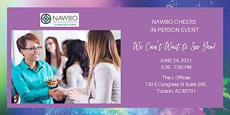NAWBO Cheers Event tickets