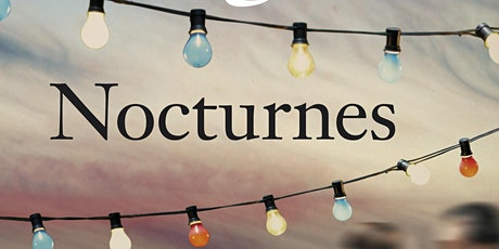 Texta book club: Nocturnes: Five Stories of Music and Nightfall tickets