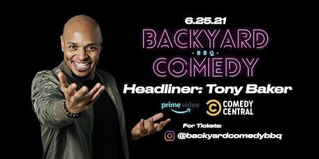 Backyard Comedy BBQ tickets